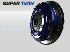 SPEC URSD80ET Super Twin Clutch Kit E-Trim 2008-2010