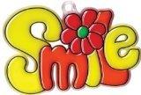 Bulk Acrylic Suncatcher Shapes-Smile - 1
