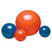 Virtually Indestructible Best Ball for Dogs, 6-inch,Colors May Vary