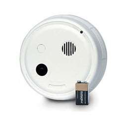 Gentex 9120 Smoke Alarm, 120V AC Photoelectric w/ Battery Backup & Solid State Sounder by Gentex