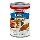 Campbells® Beef Gravy; 10.25 Oz. Can, 16/Pk