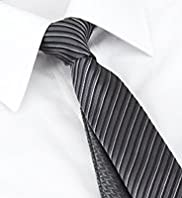 2 Pack Limited Collection Striped & Zig Zag Ties