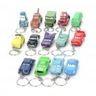 Disney Cars Style Keychain (14-Pack/Assorted)