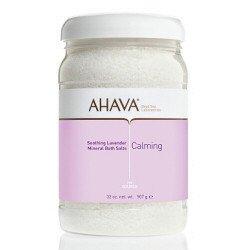 Ahava Lavender Bath Salts 32oz