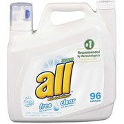 All Stainlifters Free And Clear Laundry Detergent, 150 Oz front-948812