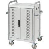 BRETFORD MANUFACTURING Bretford Store & Charge 30 Unit Tablet Cart