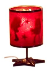 Cool Bedside Lamps 1424 front