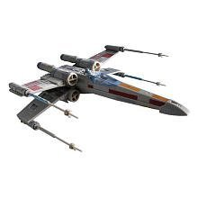 Easy Snap-Together Assembly, No Gluing Needed - Star Wars X-Wing fighter Model Kit