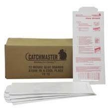 plaque-a-glu-boite-de-72-catchmaster-pieges-collants-souris-rats-parasitox