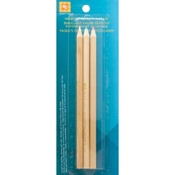 Wrights Washout Pencil Valu Pak 3/Pkg Red White & Blue 882669; 3 Items/Order