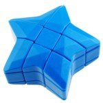 3x3x3 Layers Puzzle Star Magic Cube IQ Game Toys-Blue