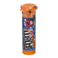 M&Ms Mini Milk Chocolate Candy Tubes - 1.08 Oz Each X 24 Tubes