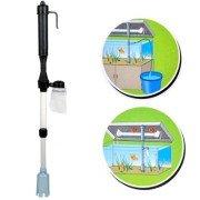 Aquarium Battery Operated Fish Tank Vacuum Gravel Cleaner