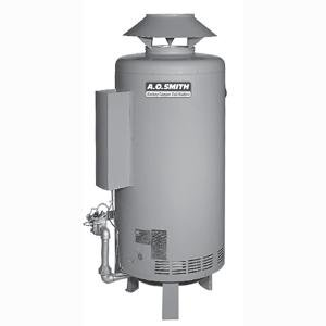 A o smith hw 420 commercial hot water supply boiler for Copper water boiler