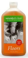 Naturally Clean Floor Cleaner -- 16 fl oz Each