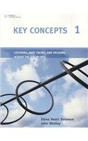 Key Concepts 1: Listening, Note Taking, and Speaking...
