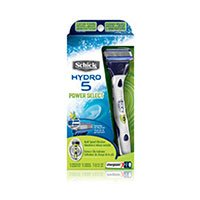 Schick Schick Hydro 5 Power Select Razor, 1 each (Pack of 2) iodoform packing strip 2 x 5 yds replaces zg200i 1 each each