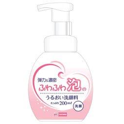 MKB ふわふわ 泡のうるおい洗顔料 200ml