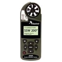 Kestrel 4500NV Pocket Weather Tracker w/ Wireless Bluetooth Technology- Tan