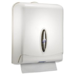 tork-z-fold-hand-towel-dispenser-plastic-w300xd130xh385mm-white-ref-4042430