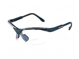 Radians Revelation Protective Shooting Glasses (Clear Lens/Black Frame) (Shooting Range Glasses compare prices)