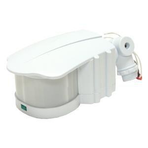 Hubbell Outdoor Lighting SO-W S-Series Motion Sensor, White