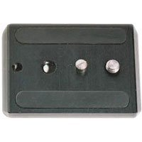 Sachtler Camera Plate DV, Quick Release Plate for the DV 2 II, DV 4 II and DV 6 Fluidheads.