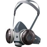 シゲマツ 取替え式防塵マスク DR28SU2KM