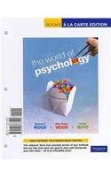 World of Psychology, The, Books a la Carte Plus MyPsychLab Pegasus -- Access Card Package (7th Edition)