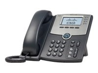 Small Business 4Line Ip Phone With Display Poe Pc Port