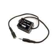 PAC SNI-1/3.5 3.5-mm Ground Loop Noise Isolator Works with iPod/Zune/iRiver and Others
