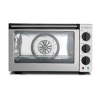 Waring Half Size Heavy Duty Commercial Convection Oven, 120 Volt -- 1 Each.