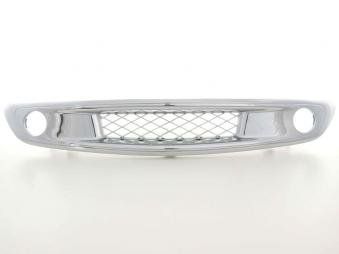Sportgrill Frontgrill Grill Smart Fortwo Coupe Typ MC01 ohne NSW chrom