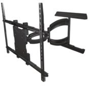 "New Articulating Tv Mount For 37""-55"" Lcd Led Plasma Hdtv Flat Panel Displays **Vits Vesa 100X100Mm, 200X100Mm, 200X200Mm, 300X200Mm, 300X300Mm, 400X200Mm, 400X300Mm, 400X400Mm, 600X200Mm, 600X400Mm **"