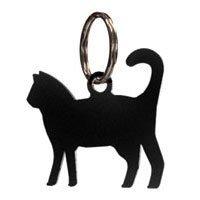 Vwi Kc-6 Cat Key Chain Powder Metal Coated