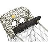 Infantino Cart Cover, Black Lace