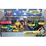 Disney Toy Story - Escape From Scud Playset