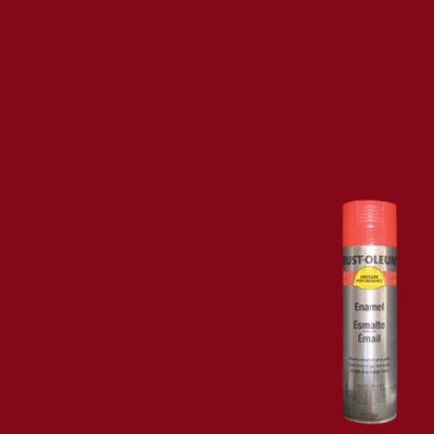 rust-oleum-v2163838-high-performance-v2100-system-enamel-aerosols-838-safety-red-set-of-6-ea