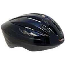 "Kent International Inc. 97038 ""Adult-V10"" Large Bicycle Helmet - Black (Pack of 2)"