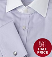 Sartorial Pure Cotton Winchester Shirt