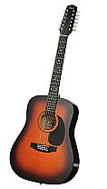 12 String Acoustic Western Guitar