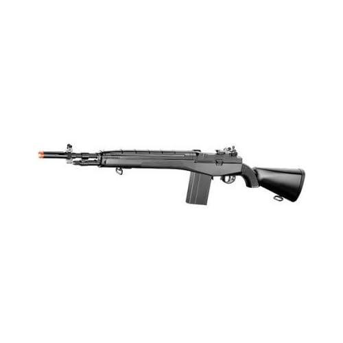 Amazon.com : M14 Spring Airsoft Sniper Rifle : Sports ... M14 Sniper Rifle Airsoft