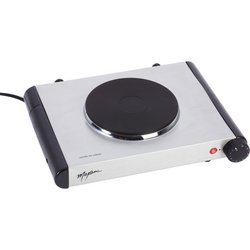 Maxamâ® Electric Cast Iron Single Burner Hotplate , El Cast Iron Single Hotplate front-331004