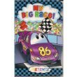 NASCAR Kids Shaped Board Bk 4 Bk Set