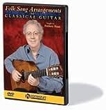 echange, troc Folk Song Arrangements for Classical Guitar [Import anglais]