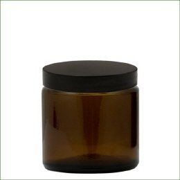 Braunglassalbentiegel-120ml