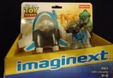 Imaginext Disney Pixar Toy Story Rex with Spaceship New Fisher-Price