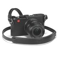 Leica M & X Carrying Strap, Black Leather from Leica