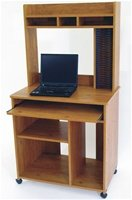 Buy Low Price Comfortable Computer Desk in Country Pine by South Shore (B00391IN1A)