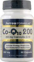 Jarrow Formulas Coq10 200mg, 60 Capsules by Jarrow Formulations